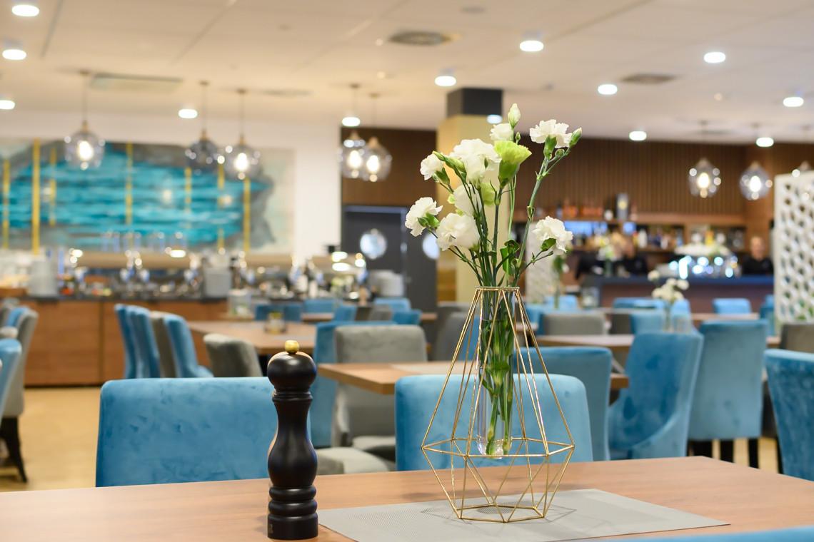 Aqua Restaurant - autorska restauracja w sercu Term Uniejów