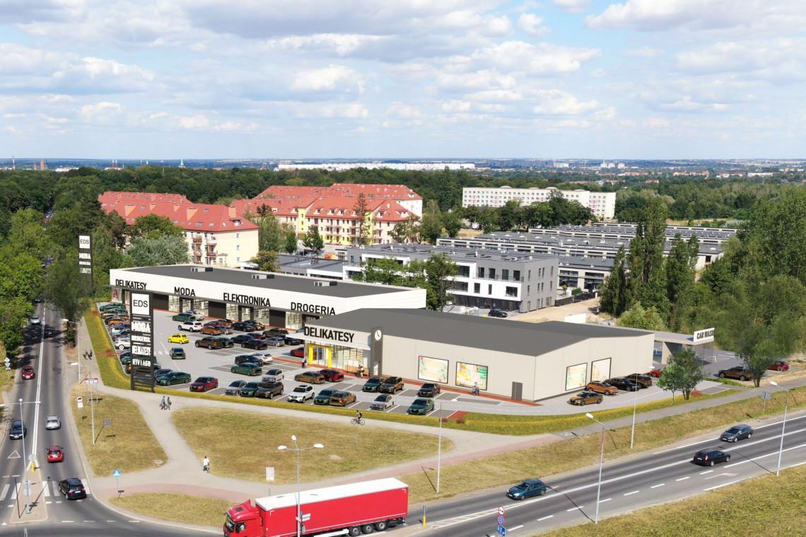 EDS Retail Park i Higasa Properties z nową inwestycją w Legnicy.  To projekt Primes