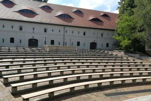 Nowoczesność w amfiteatrze toruńskiego muzeum