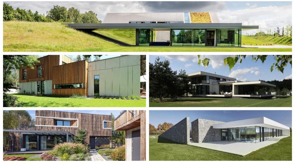 Są nowoczesne i ekologiczne. Który z nich zostanie najlepszym domem w Polsce?