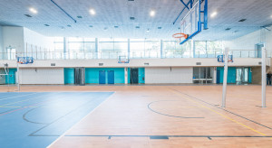 Nowoczesna hala sportowa na warszawskiej Ochocie. To projekt Demiurg
