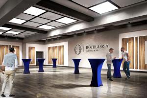 Hotel Ossa Conference & Spa czekają zmiany. Wnętrze odmieni PIK Studio