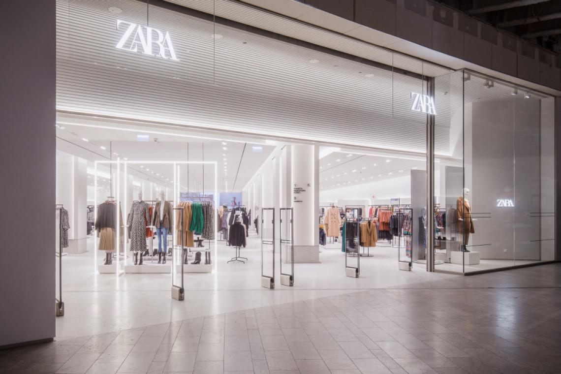 Nowy koncept Zary w Bonarce największym salonem sieci w Polsce