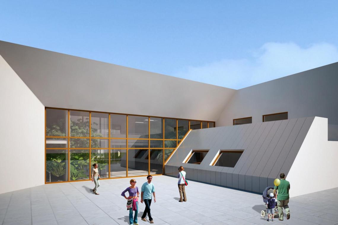 Tak będzie wyglądał nowy dom dla żyraf i nosorożców w poznańskim zoo