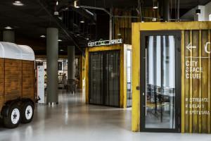 CitySpace z trzema nowymi przestrzeniami