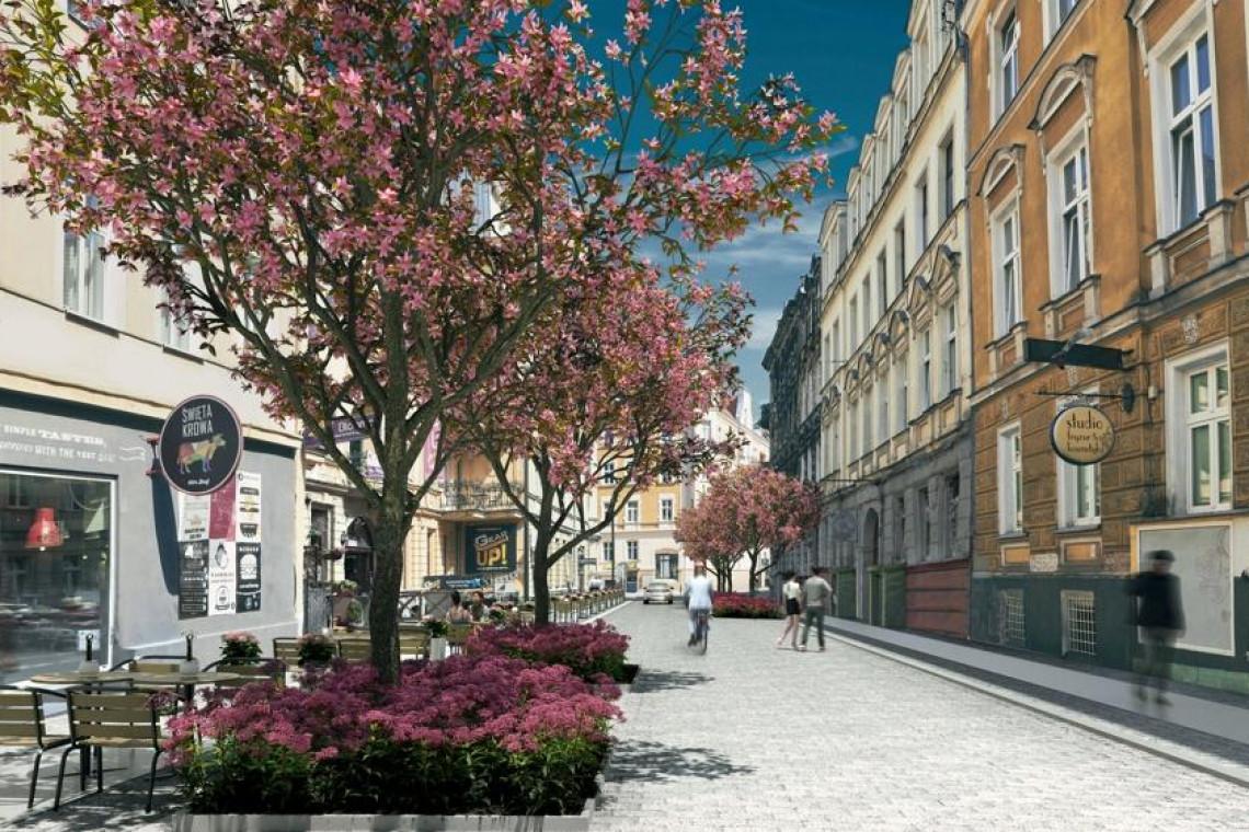 Poznańska Kwiatowa zmienia charakter