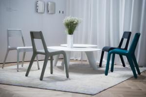 Oskar Zięta z nowym projektem. Oto Ultraleggera - najlżejsze krzesło w historii designu