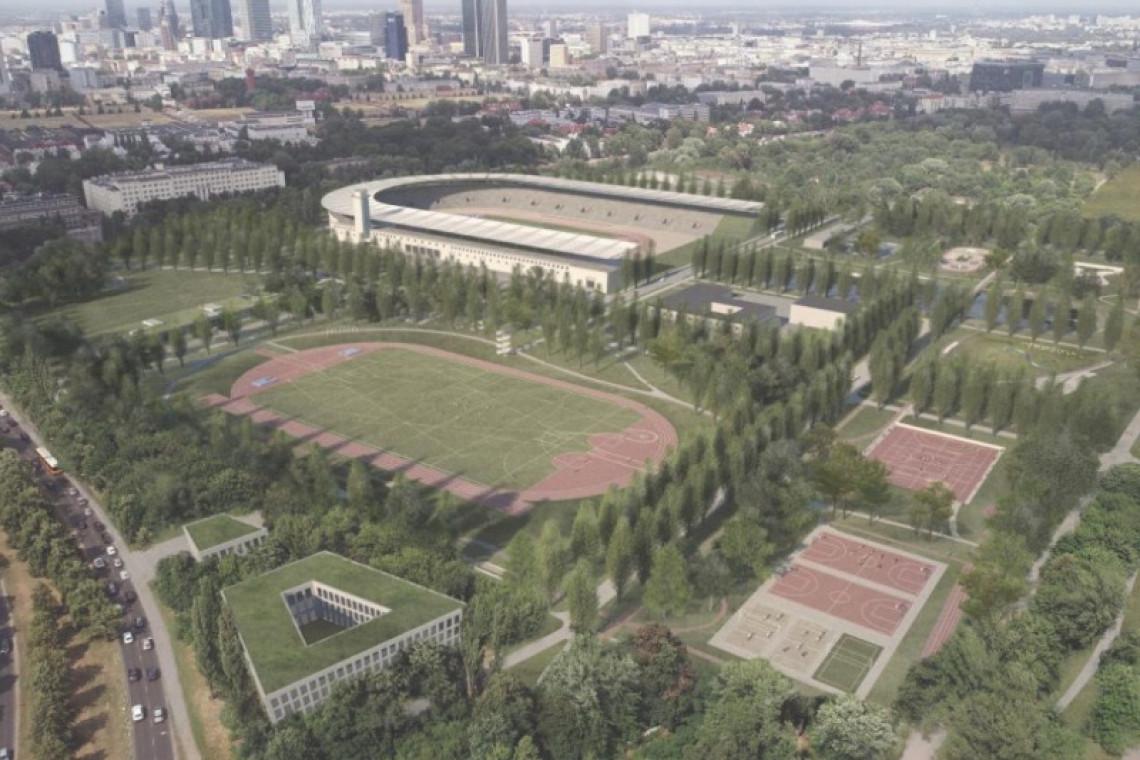 Ruszają prace przy remoncie warszawskiego stadionu Skry