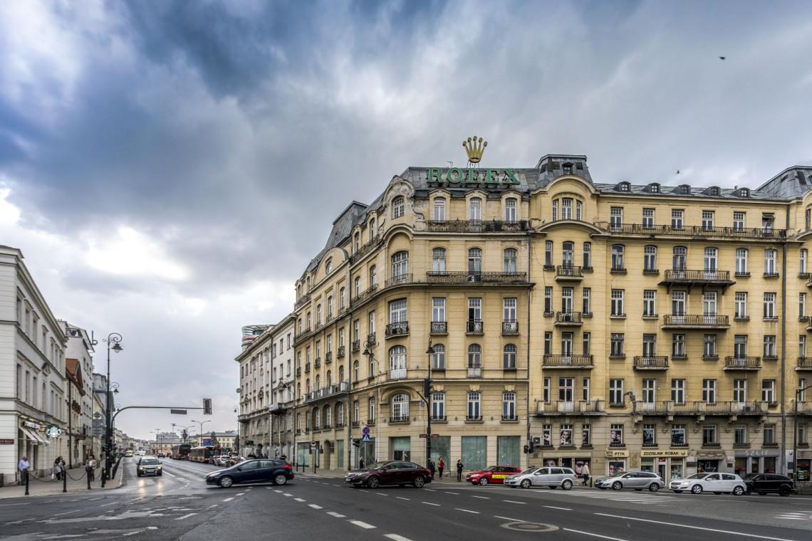Zabytkowa kamienica Natansona przy Nowym Świecie w Warszawie zyska nowe życie