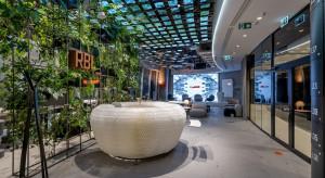 Robert Majkut Design dla Alior Bank. Biuro, które łączy design, technologię i ekologię