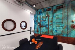 Showroom dla miłośników nurkowania. To najnowszy projekt Sojka&Wojciechowski