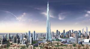Najwyższy budynek świata to także cud techniki