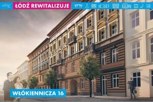 Nad wyglądem fasad pracowali wykładowcy ASP i konserwatorzy. Oto nowa odsłona Włókienniczej w Łodzi