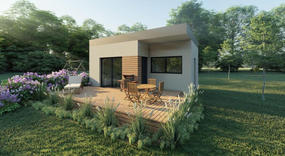 Wood Core House w dwa dni zbuduje dom na 4Buildings