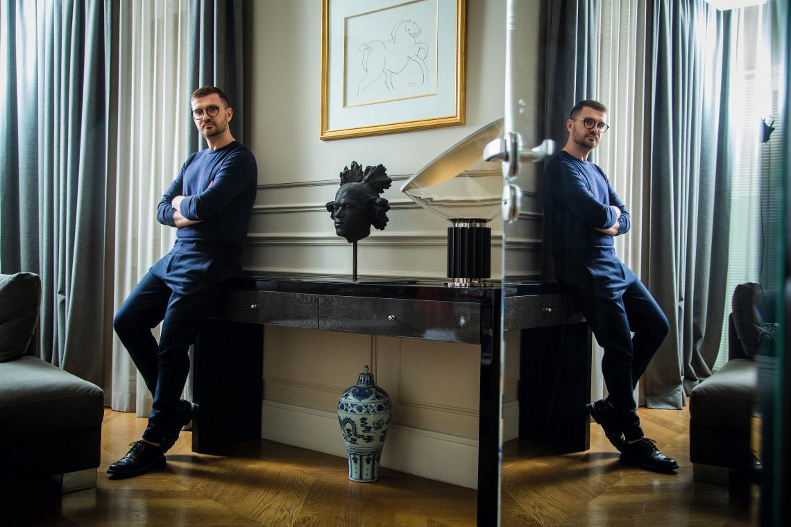 Maciej Zień gościem specjalnym Forum Dobrego Designu