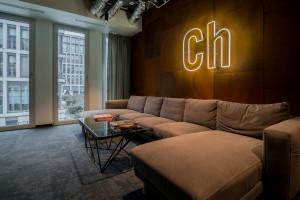 Nowe biuro Chimney Poland. Wysublimowany design i świeże spojrzenie architekta