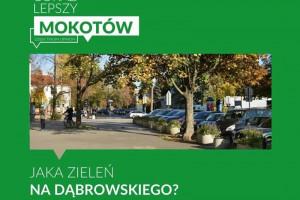 Zielone ulice w Warszawie. Trwają konsultacje