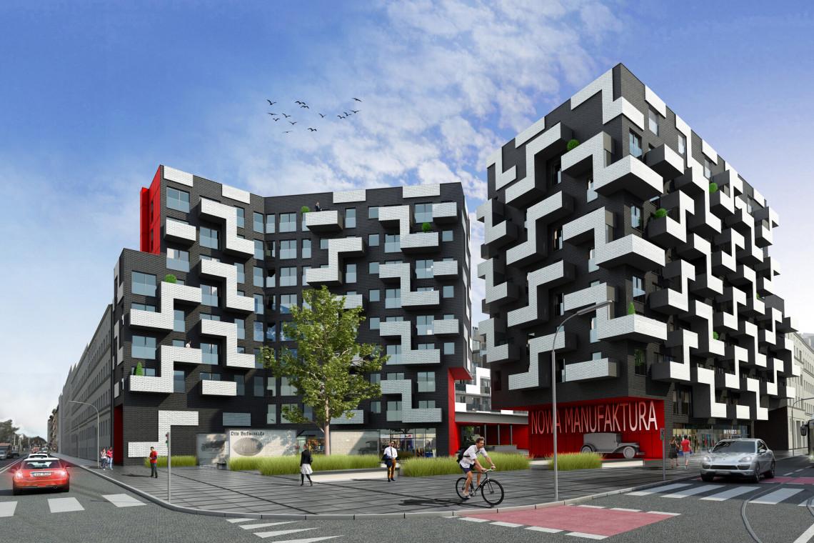 Wrocławska Nowa Manufaktura z pozwoleniem na budowę