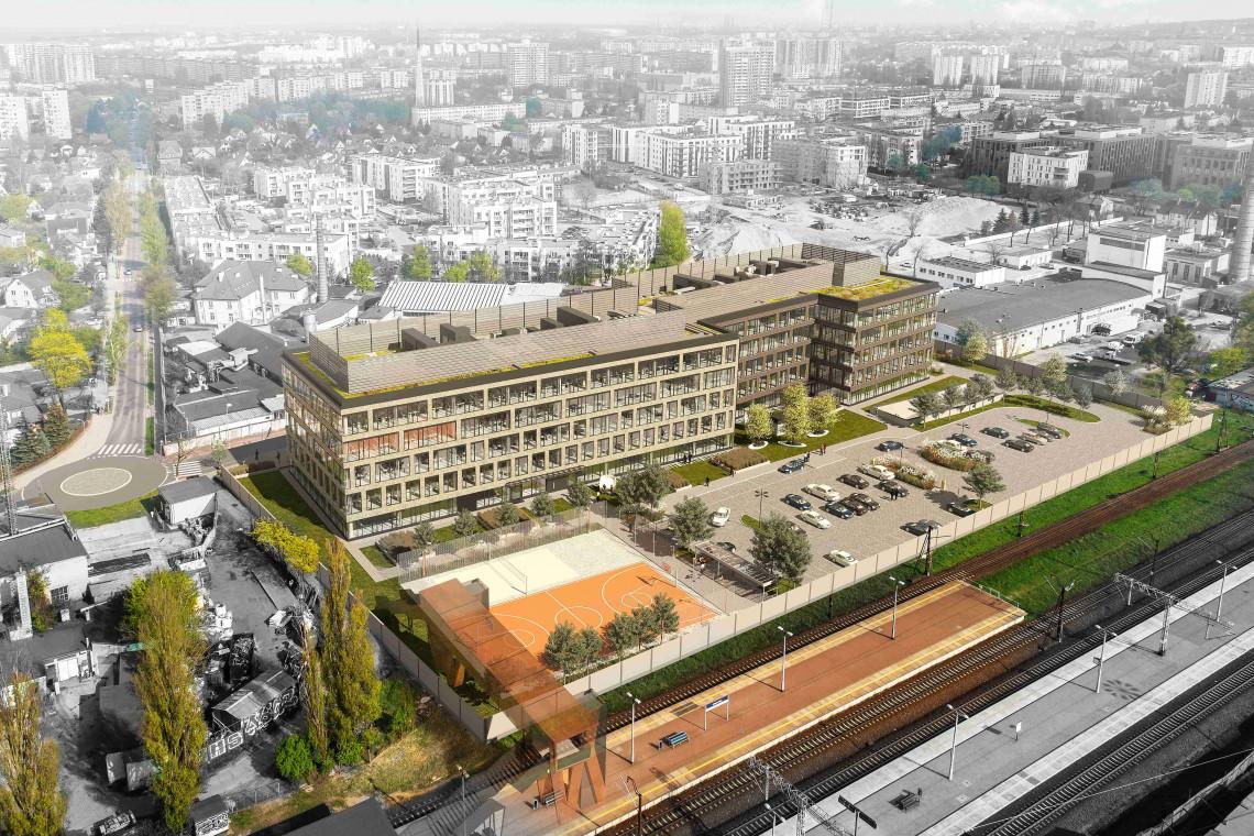 Ruszyła budowa nowego biurowca w Gdańsku