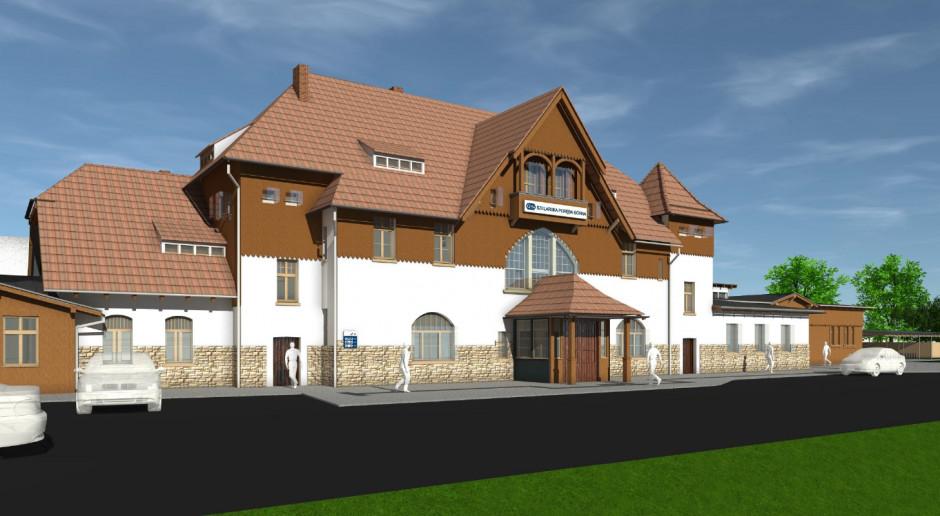 Rusza przebudowa zabytkowego dworca w Szklarskiej Porębie
