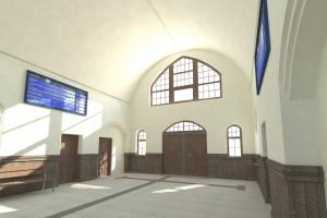 Rusza przebudowa dworca w Szklarskiej Porębie Górnej