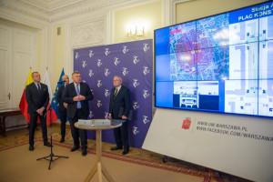 Warszawa czeka na projekty nowych stacji podziemnej kolei