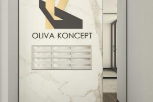 Trwa budowa Oliva Koncept - kameralnej inwestycji spod kreski Arch-Deco