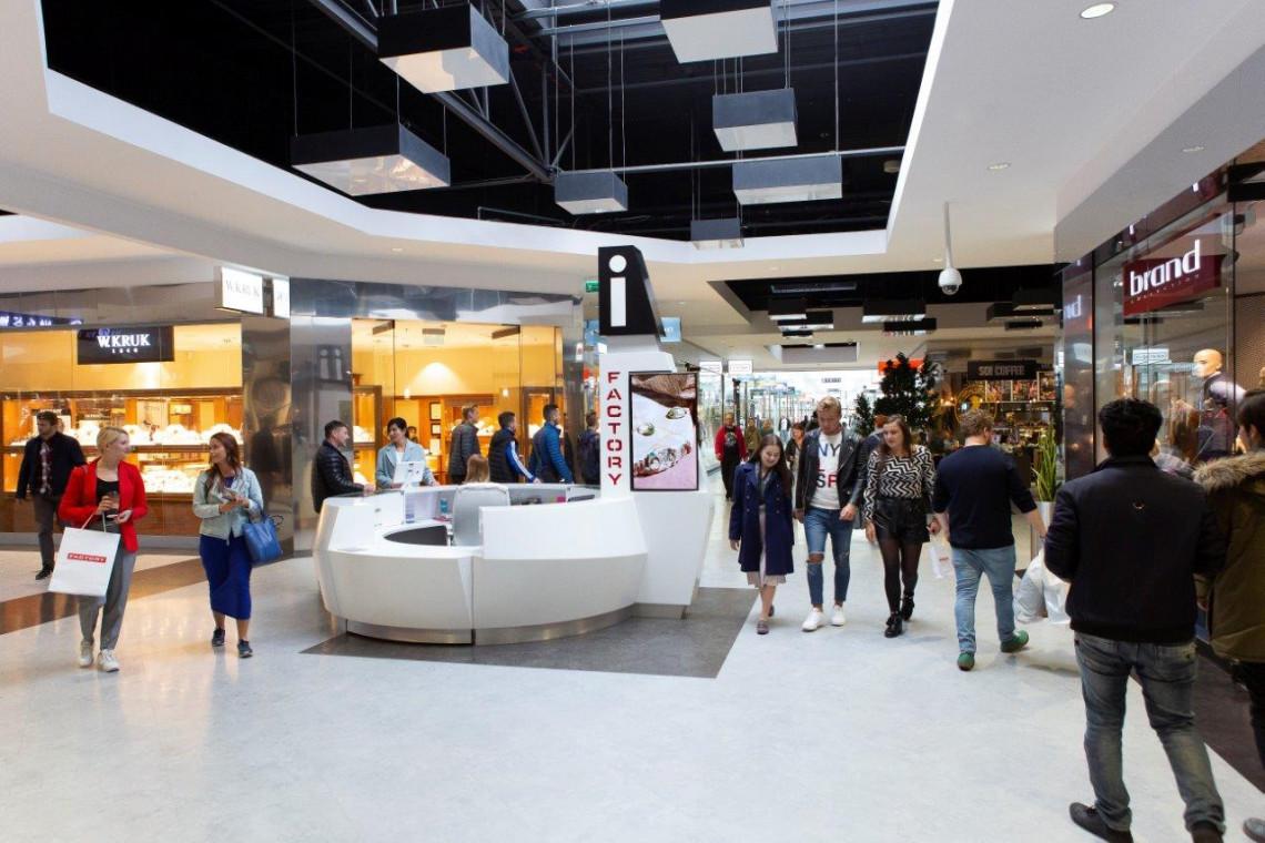 Pop-up store pełen luksusu w Factory Ursus