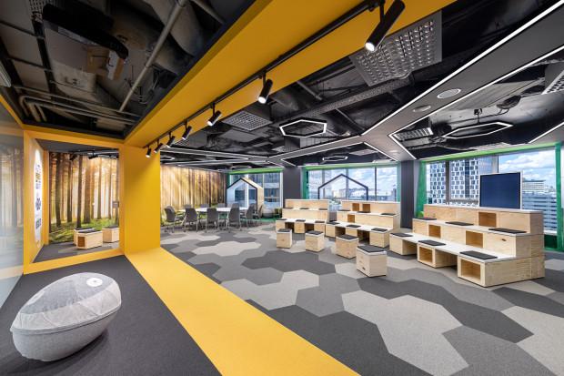 Projektanci z Massive Design rozbudowali siedzibę BNP Paribas Securities Services. Jest naszpikowana nowinkami technologicznymi