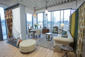 Nowy salon Dekorii w galerii Domoteka
