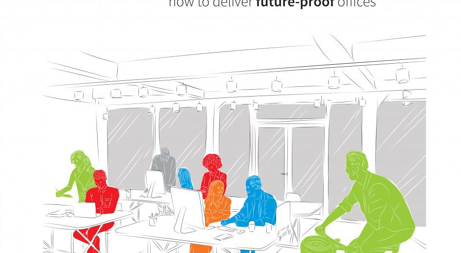 Biura przyszłości: liczyć się będzie samopoczucie pracownika