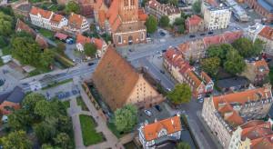 Chorągiewka wiatrowa powróci na szczyt Wielkiego Młyna w Gdańsku