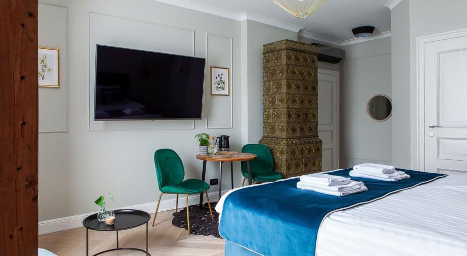 Apartamenty na wynajem w secesyjnej kamienicy. Zobacz wnętrza Apartments of King Sobieski w Sopocie