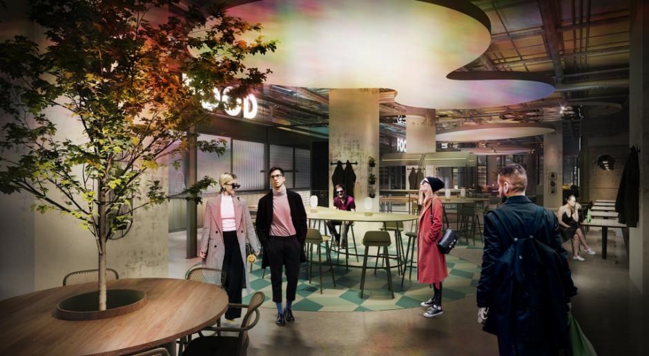 Jest koncepcja butikowej strefy kulinarnej Sky Kitchen. Autorami Studio MIXD