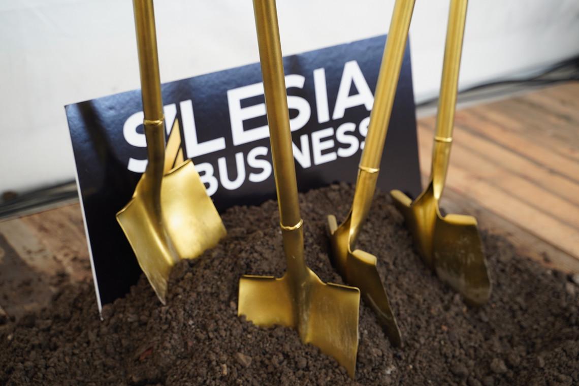 Ruszyła budowa Silesia for Business w Katowicach