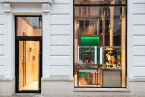 Tak wyglada nowy flagowy salon W.Kruk w Warszawie