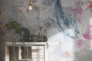 Wabi-sabi, street art i duch orientu, czyli najciekawsze trendy w aranżacji ścian