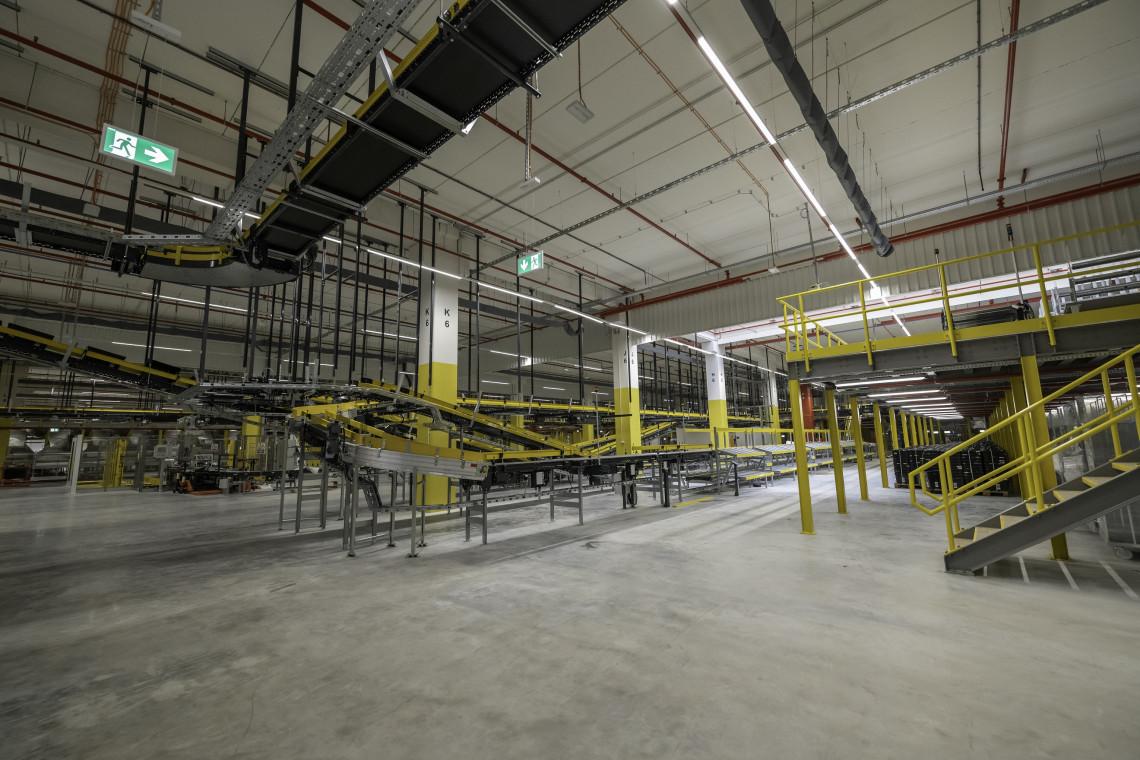Innowacyjne technologie i eko-rozwiązania: rekordowa inwestycja dla Amazon w Gliwicach