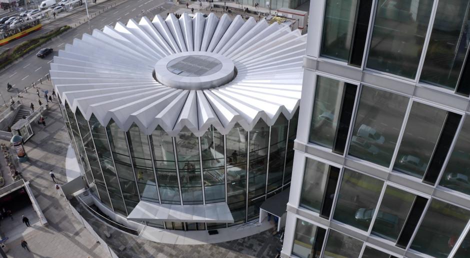 PKO Rotunda pierwszym budynkiem usługowym w Polsce z LEED i BREEAM