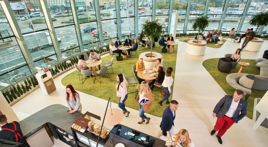 PKO Rotunda już oficjalnie budynkiem ekologicznym