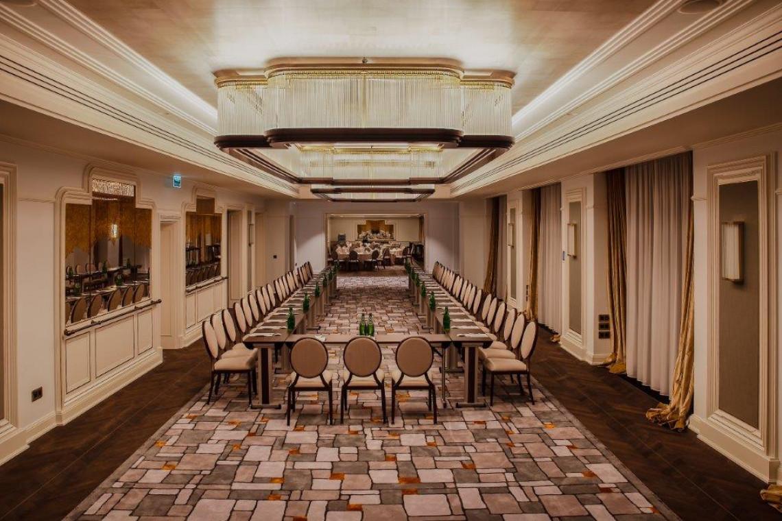 Prace renowacyjne w Hotelu Bristol na ostatniej prostej