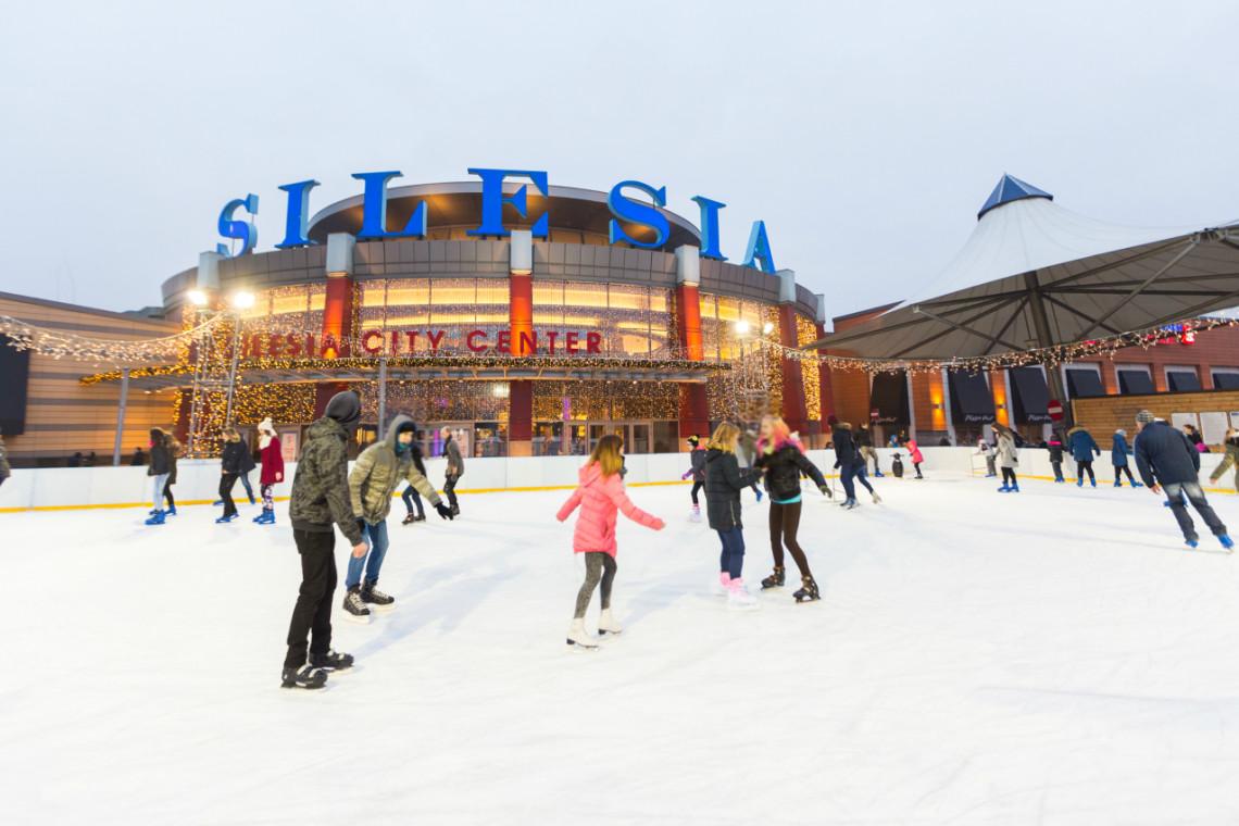 Przy Silesia City Center rusza lodowisko