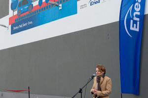 Nowoczesny mural w Poznaniu zwalczający smog. Tak wygląda!