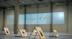 Magazyn stał się galerią sztuki. Odważny projekt dewelopera