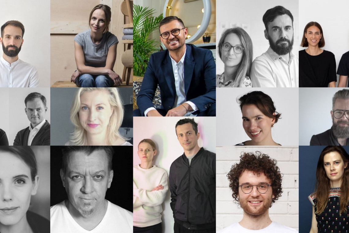 Uznani designerzy na Forum Dobrego Designu 2019