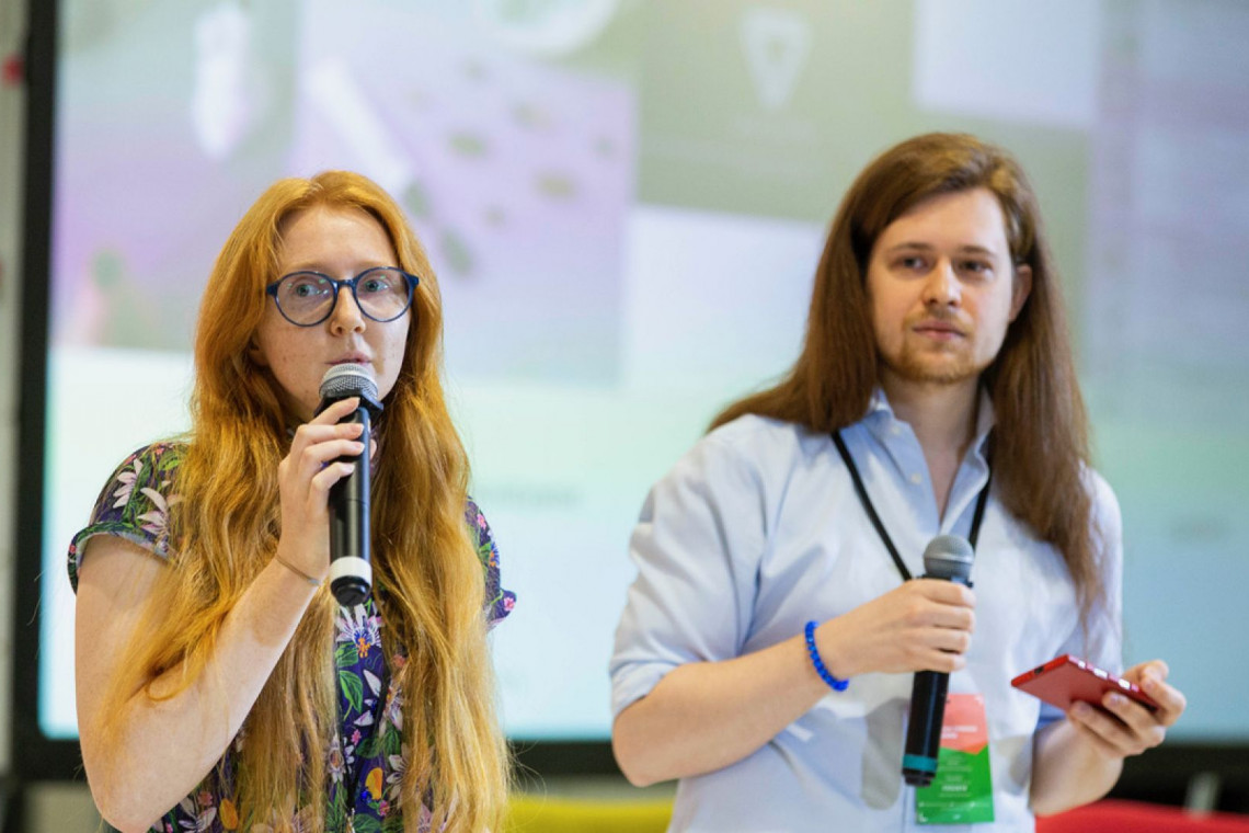 Zdolni, kreatywni, pełni pomysłów. Młodzi projektanci na Forum Dobrego Designu
