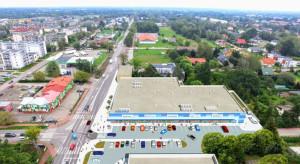 Nowa bryła handlowa w Grodzisku Maz. To będzie największy obiekt handlowy w mieście