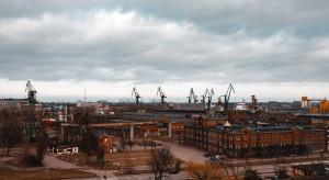 Fascynujące budynki Stoczni Gdańskiej