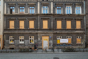 Łódź rewitalizuje. Tajemnice kamienicy przy ulicy Gdańskiej