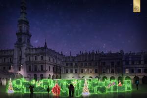 Polska firma po raz kolejny rozświetla mapę świata